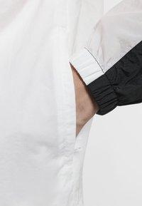 Nike Sportswear - NSW NIKE AIR  - Outdoor jacket - black/university red/white - 5