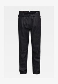 G-Star - VARVE RELAXED PLEATED - Trousers - dark blue - 0