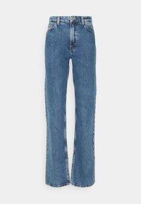 Monki - Jeans Straight Leg - thrift blue - 5