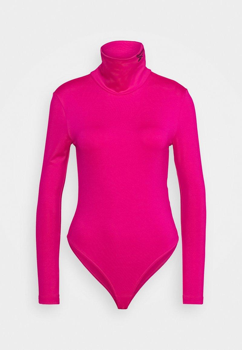 Reebok Classic - VECTOR BODYSUIT - Longsleeve - proud pink