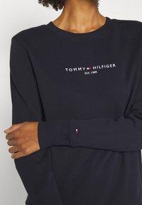 Tommy Hilfiger - REGULAR - Sweatshirt - dark blue - 4