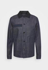 G-Star - WORKER OVERSHIRT - Denim jacket - arak denim - 6