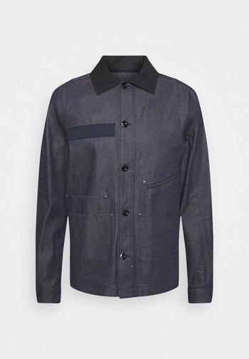 WORKER OVERSHIRT - Denim jacket - arak denim