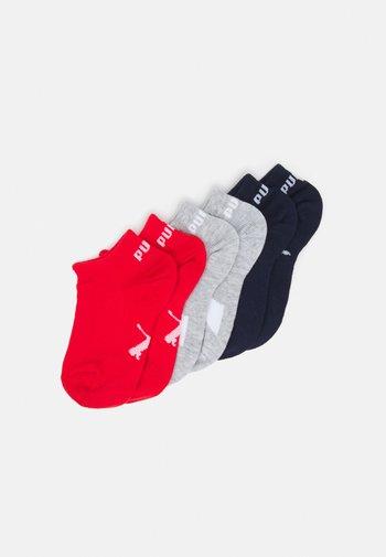 KIDS SNEAKER 9 PACK UNISEX - Socks - blue/white