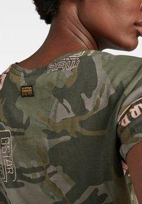 G-Star - CAMO TYPE - T-shirt print - camo - 2
