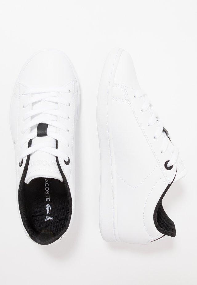 CARNABY EVO - Baskets basses - white/black