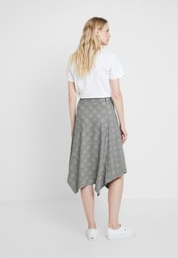 Esprit Collection - A LINE SKIRT - Spódnica trapezowa - camel - 3