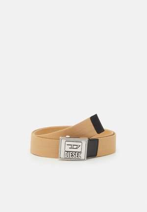 B-METALTAPE - Belt - beige