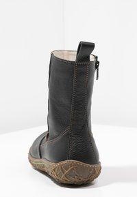 El Naturalista - Classic ankle boots - black - 3