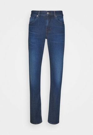 SLIMMY TAPERED - Jeans Tapered Fit - mid blue
