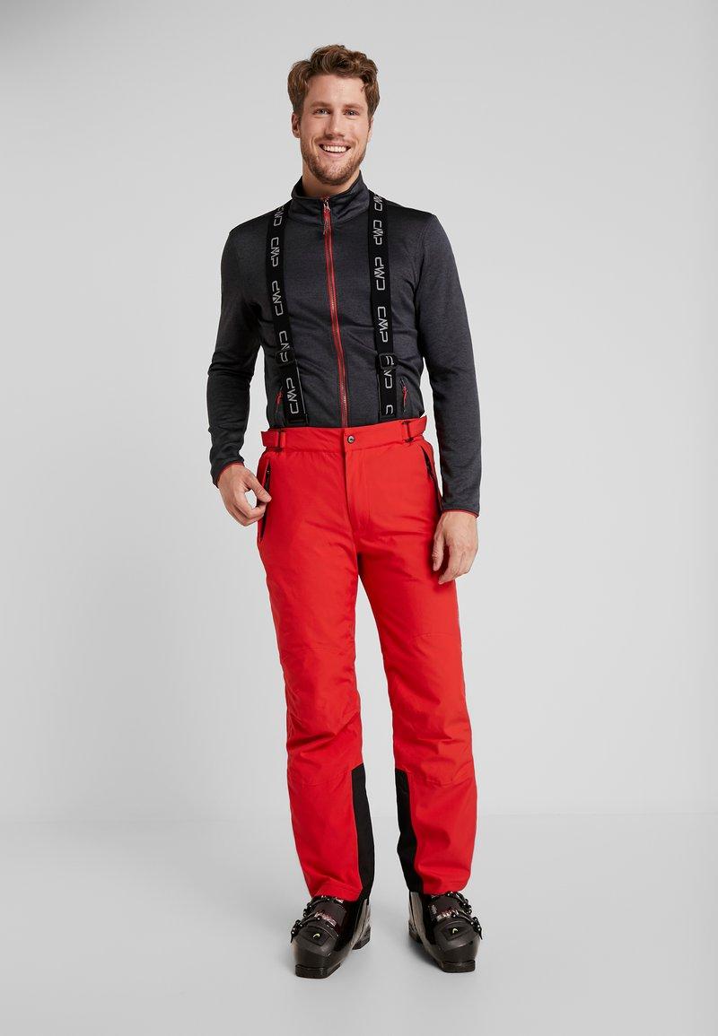 CMP - MAN PANT - Pantalon de ski - ferrari