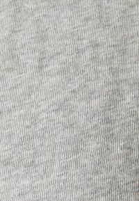 Marc O'Polo DENIM - SHORT SLEEVE V NECK - Basic T-shirt - grey melange - 2