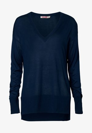 ALLISION - Sweter - dark navy