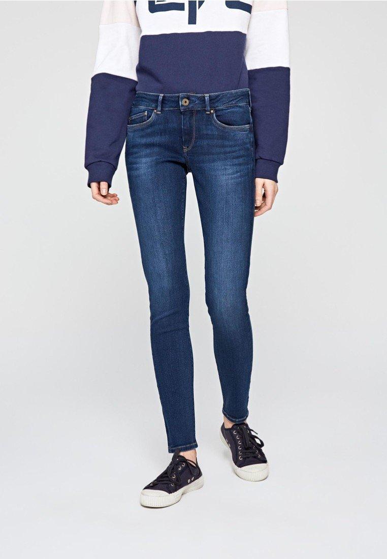 Pepe Jeans - Jeans Skinny Fit - blue denim