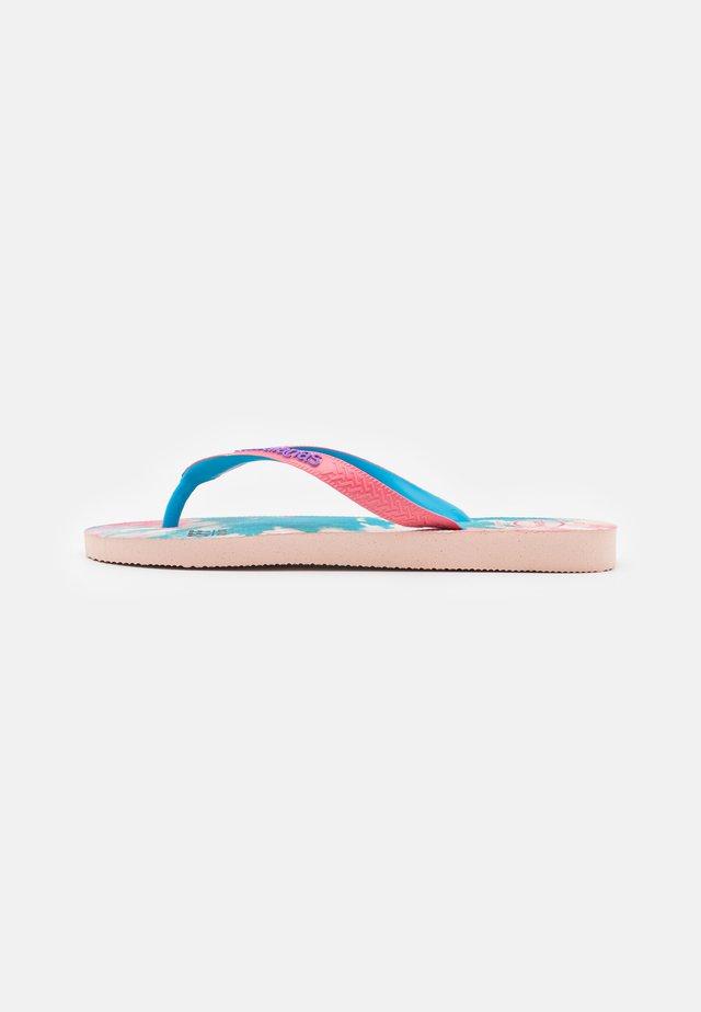 TOP FASHION - Pool shoes - ballet rose