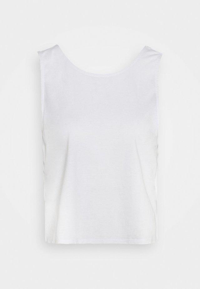 LIFESTYLE TANK - Top - white