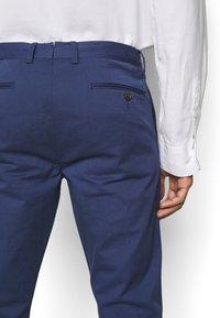 Polo Ralph Lauren - FLAT PANT - Kangashousut - light navy - 5