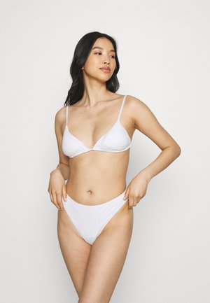 KIM TRIANGLE - Bikini - off white