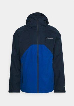 RAIN SCAPE JACKET - Waterproof jacket - collegiate navy/bright indigo