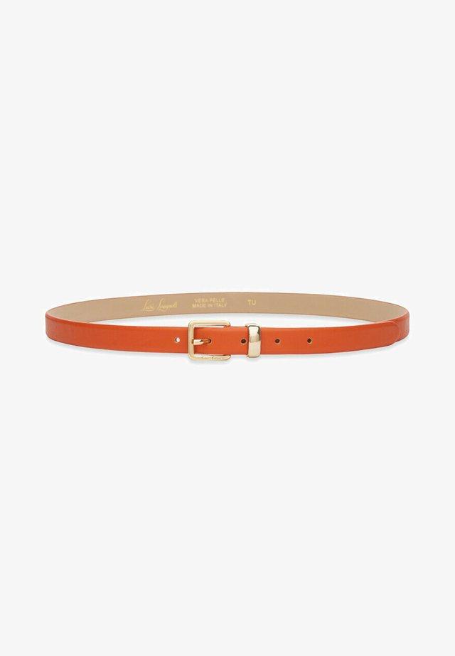 DORAMIX       A - Riem - arancio/oro chiaro