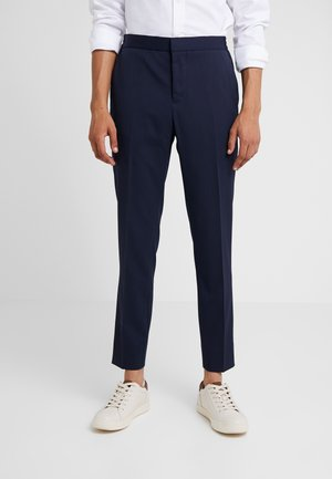 SASHA GRAD - Suit trousers - navy