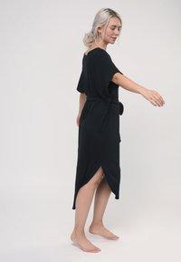 LOVJOI - Jersey dress - black - 1