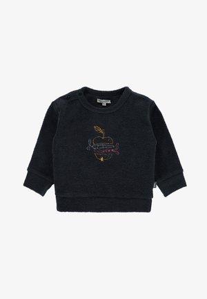 Sweater - blue graphite