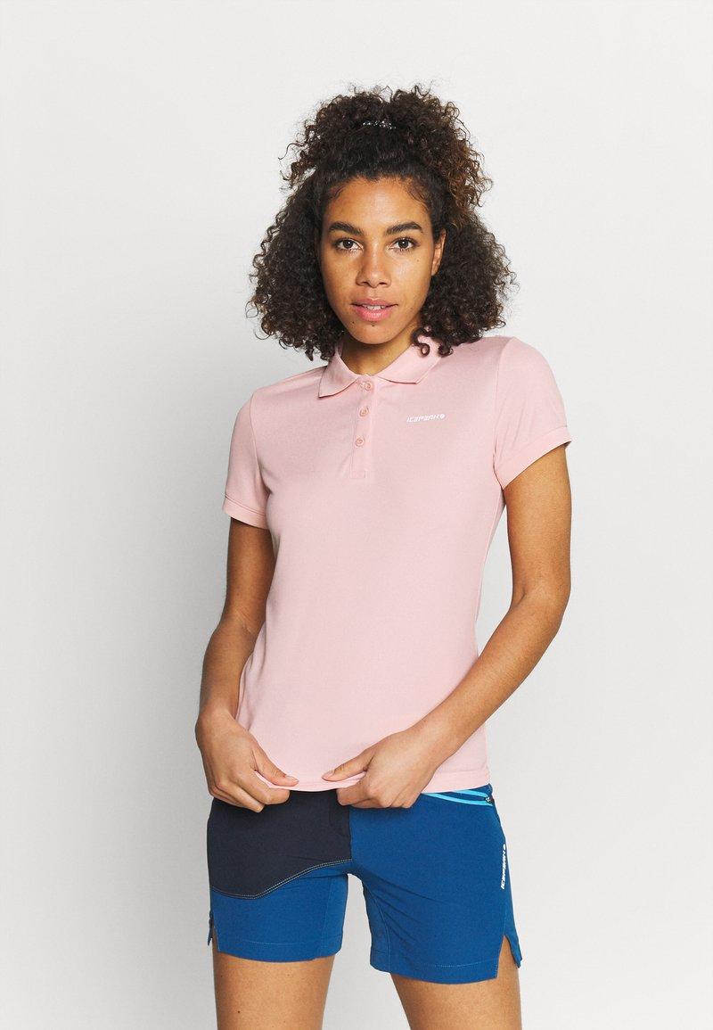 Icepeak - BAYARD - Sports shirt - light pink