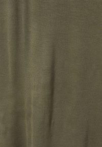 Pieces Curve - PCKALLI TANK DRESS - Maxi dress - sea turtle - 2