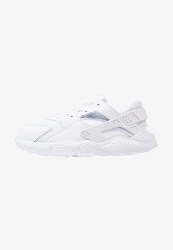 HUARACHE RUN UNISEX - Sneakers basse - white/pure platinum