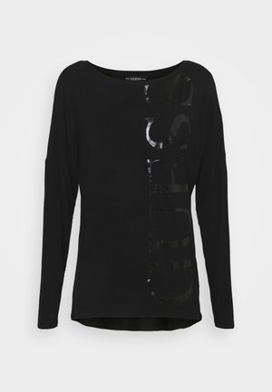 KAROLINA - Long sleeved top - black