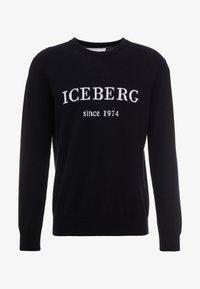 Iceberg - MAGLIA - Jumper - black - 4