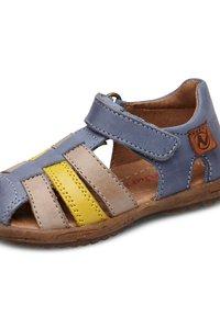 Naturino - SEE - Baby shoes - blau/gelb/grau - 5