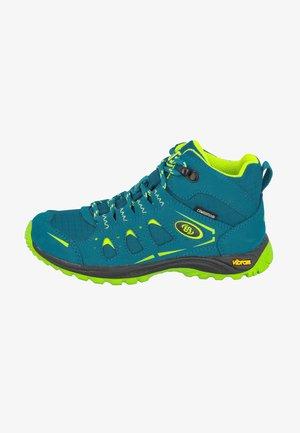 OUTDOORSTIEFEL MORELIA - Hiking shoes - grün