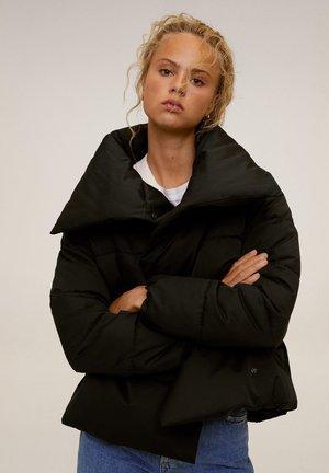 JOHN-I - Winter jacket - zwart