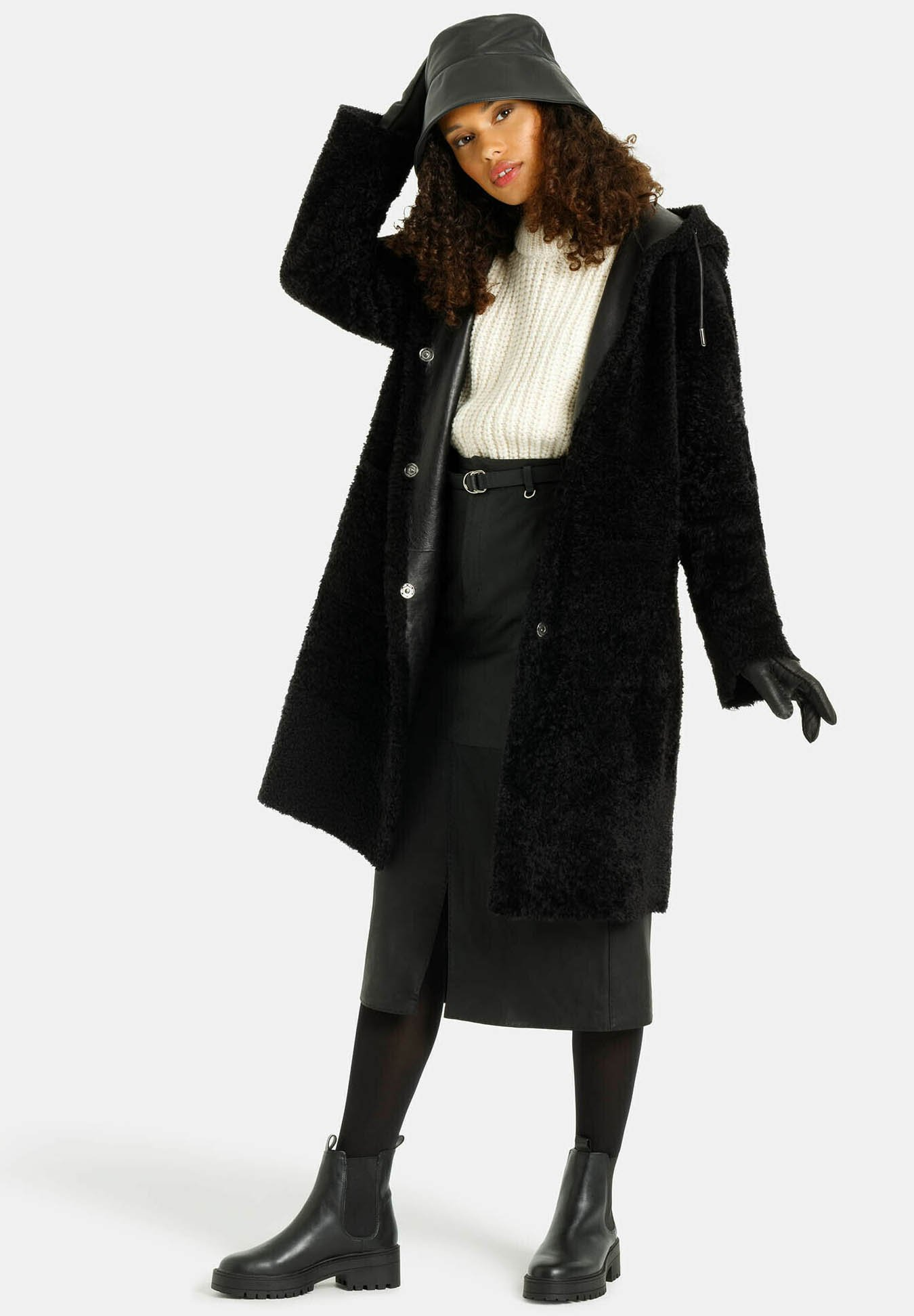 Damen AYA - Wintermantel