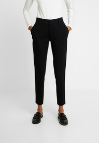 Soft Rebels - SRSOFIA PANT - Chinos - black - 0