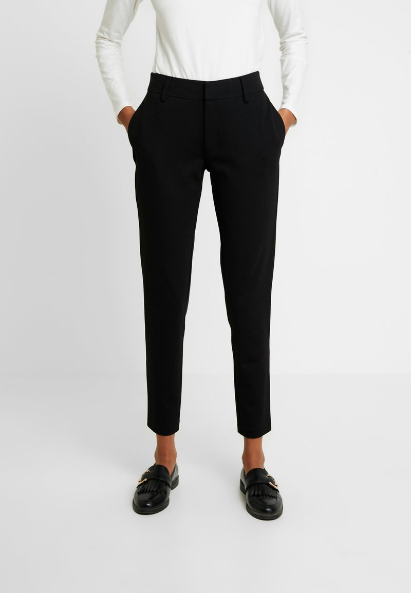 Soft Rebels - SRSOFIA PANT - Chinos - black