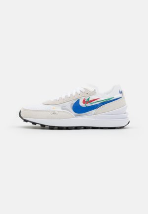 WAFFLE ONE - Sneakers - white/game royal/sail/university red