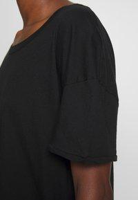 American Vintage - CHIPIECAT - Basic T-shirt - noir - 5