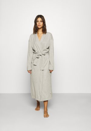 EASE ROBE - Dressing gown - grey heather
