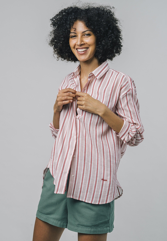 Donna ETHNIC STRIPE - Camicia