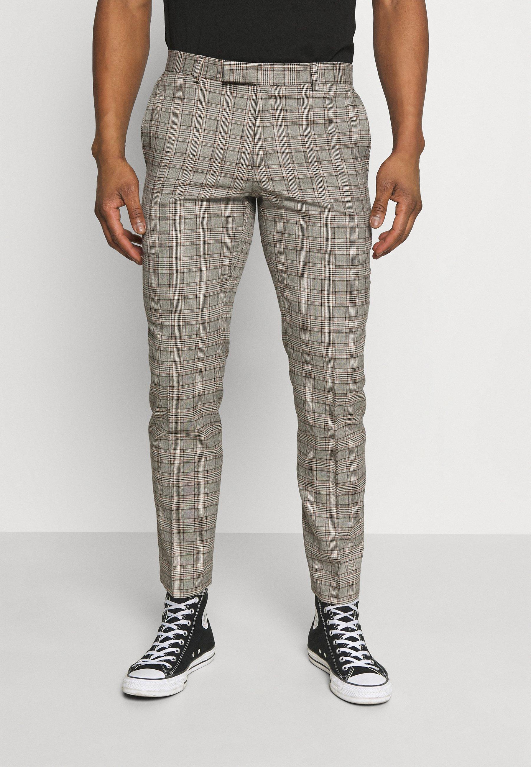 Men HERITAGE TROUSER - Suit trousers