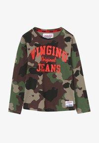 Vingino - JERIAH - Long sleeved top - green - 2