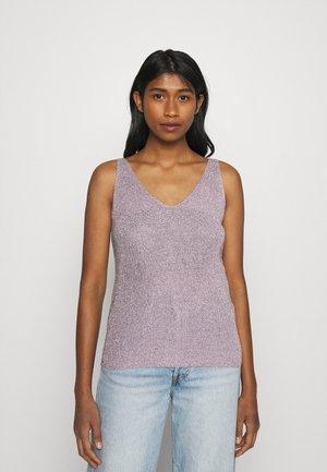 TASINA - Top - lavender blue