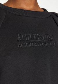 Alberta Ferretti - Sweatshirt - black - 4