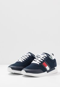 Tommy Jeans - FLEXI FLAG - Trainers - blue - 2