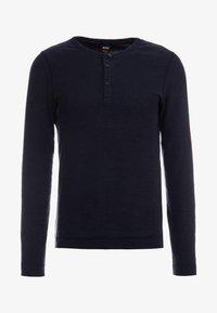 BOSS - TRIX - T-shirt à manches longues - dark blue - 3
