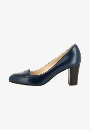 BIANCA - Classic heels - dark blue
