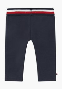 Tommy Hilfiger - BABY SOLID - Leggings - blue - 1